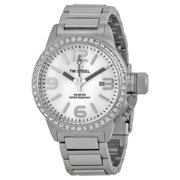 Canteen White Mother of Pearl Dial Ladies Watch TW302
