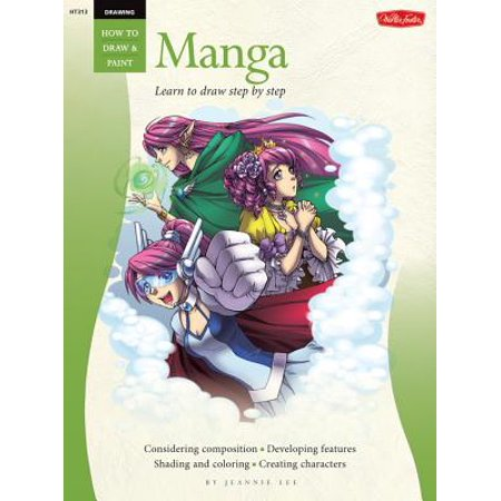 Drawing: Manga : Learn to Draw Step by Step