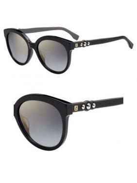 592389d7baef8 Product Image Fendi Sunglasses Ff 0268 S 0807 00 Black  FQ gray sf gold sp  lens