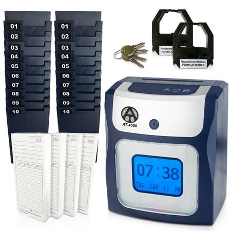 Calculating Time Clock AT-4500