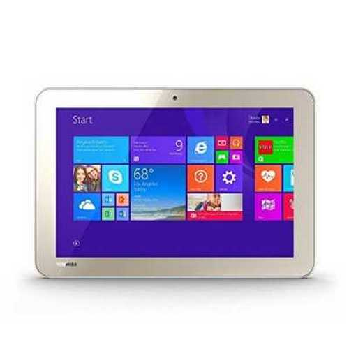 Toshiba Encore 2 WT10-A32M 10.1-Inch 32GB Wi-Fi Tablet with Intel Atom Processor (Satin Gold) Certified Refurbished