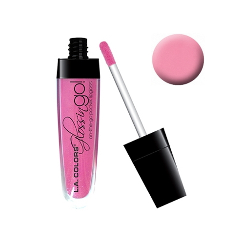 LA COLOR Glossin Go Lip Gloss - Tulle