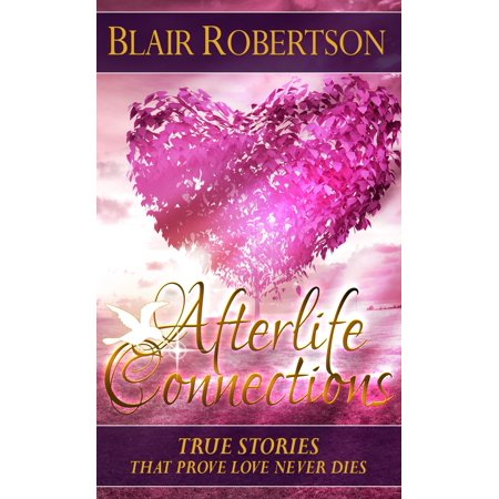Afterlife Connections: True Stories That Prove Love Never Dies (3 Easy Steps Psychic Series) -