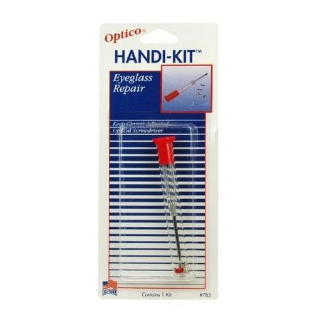 Glasses Repair Kit Kmart : Optico Handi-Kit - Eyeglass Repair Kit - Walmart.com