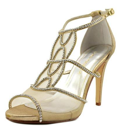 Caparros Ellen Women Open Toe Sandals Caparros T-strap Sandals