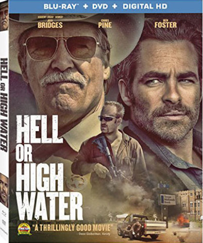 Hell or High Water (Blu-ray + DVD + Digital HD)