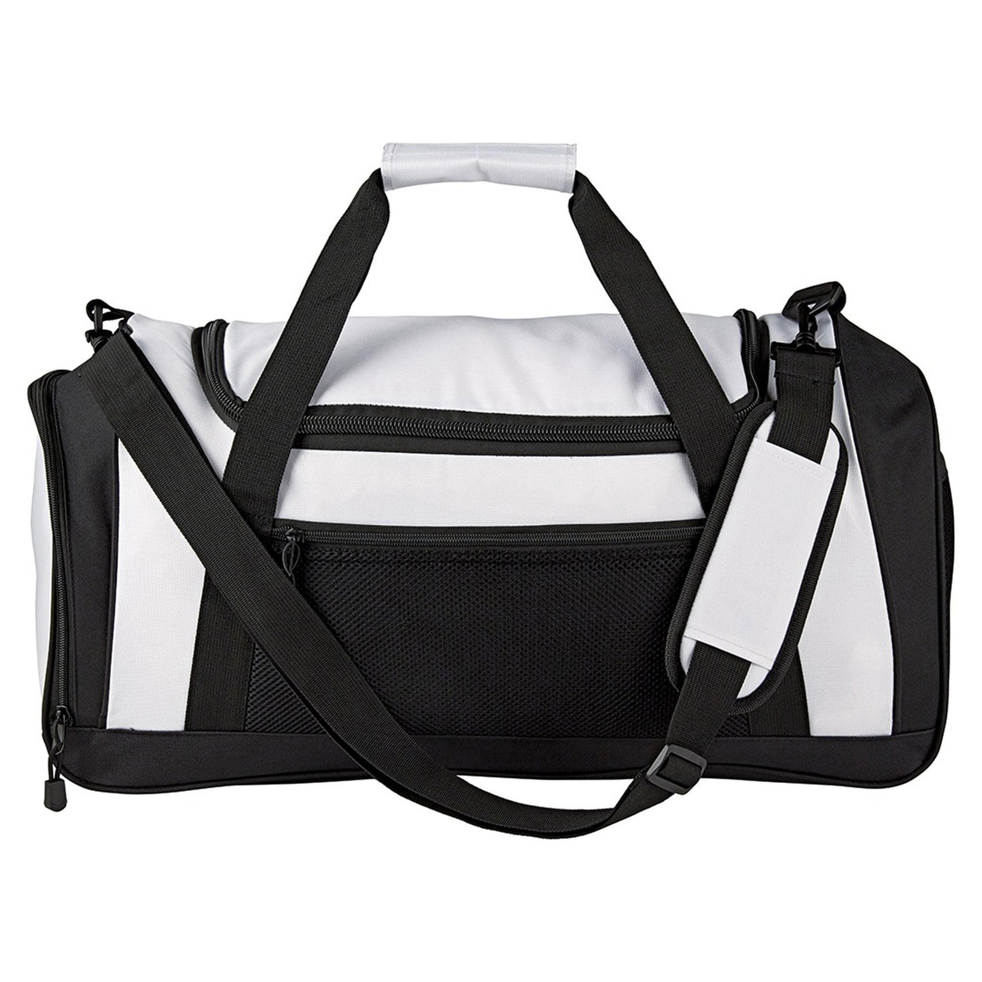Team Sport Duffel, White, OS, Style, TT110 by Team 365