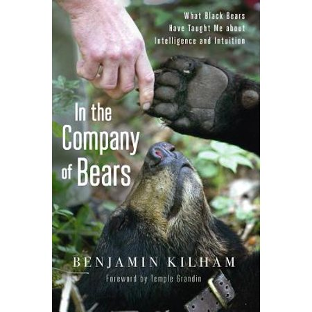 About Bears - In the Company of Bears : What Black Bears Have Taught Me about Intelligence and Intuition