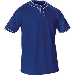 d4ad603c3 Alleson - Alleson Athletic Men's 2-Button Baseball Jersey - Walmart.com