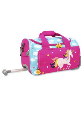 "J World 17"" Kids Rolling Duffel"