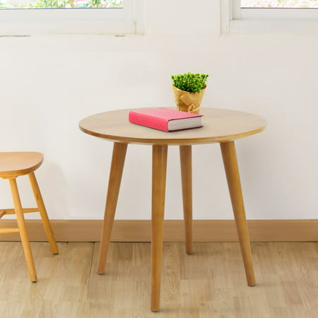 Mesa End Table with Solid Cherry Wood Top (Mesa Japan)