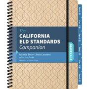 The California ELD Standards Companion, Grades 9-12 - eBook