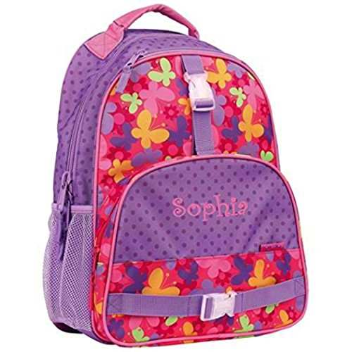 Personalized Trendsetter Backpack (Butterfly)