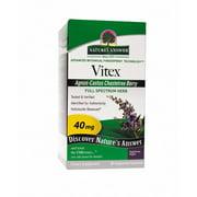 Vitex (Agnus-Castus) Chastetree Berry Nature's Answer 90 Caps