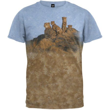 Lookout Mound - T-Shirt - X-Large