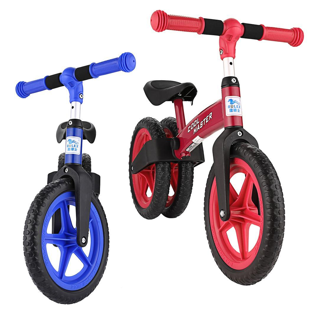 New Baby Balance Bikes Bicycle Children Walker No Foot Pedal Toddler Bike ECBY