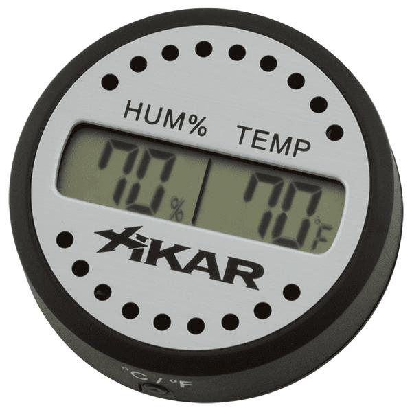 Xikar Digital Round Hygrometer by Xikar