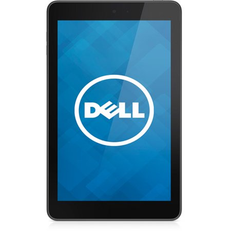 Refurbished Dell Venue 8 Atom Z2580 Dual-Core 2.0GHz 16GB Android 4.2 Tablet w/Dual Cameras (Android Dell 8 Tablet)