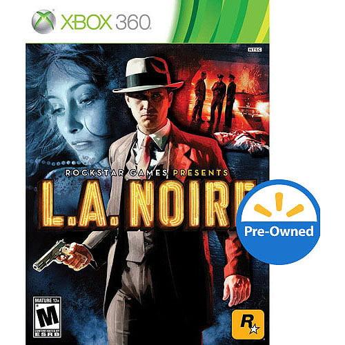 LA Noire (Xbox 360) - Pre-Owned