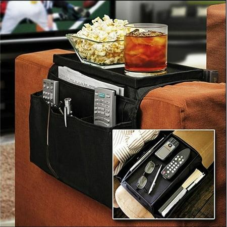 Imperial Home Couch Buddy Remote Control Holder Sofa Arm Rest Organizer Caddy