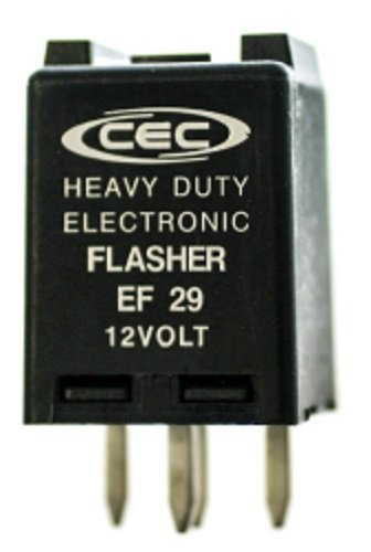 EF29 Electronic Turn Signal Flasher Relay 4 Prong Walmartcom