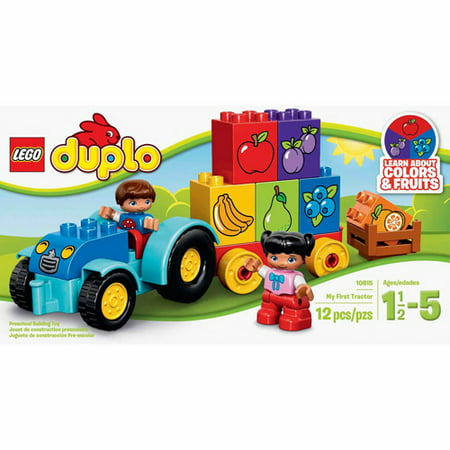 lego duplo my first my first tractor. Black Bedroom Furniture Sets. Home Design Ideas