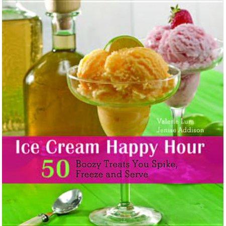 Hoppy Ice - Ice Cream Happy Hour - eBook