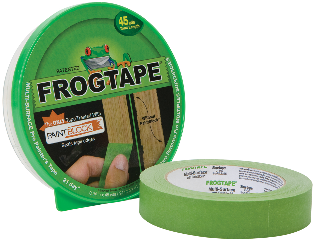 "Multi-Surface FrogTape-.94""X45yd"
