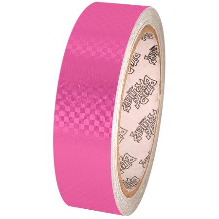 Tape Planet Fluorescent Pink Carbon Fiber 1