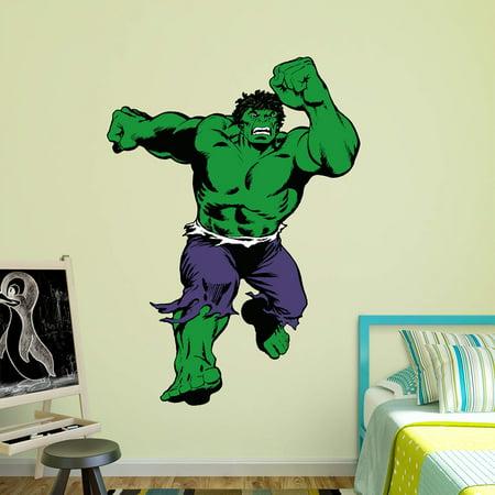 Fathead Classic Incredible Hulk Wall Decal