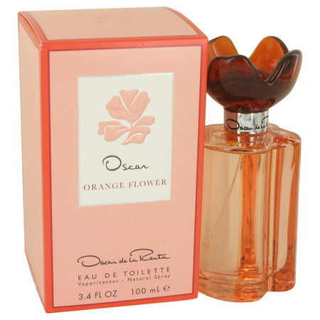 d10525f61040 Oscar Orange Flower by Oscar De La Renta - Women - Eau De Toilette Spray  3.4 oz - Walmart.com