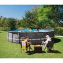 "Intex 22"" x 52"" Ultra XTR Frame Above Ground Pool Set"