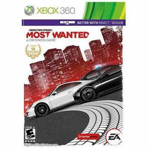 Need for Speed: Most Wanted - A Criterion Game (Xbox 360) - Pre-Owned