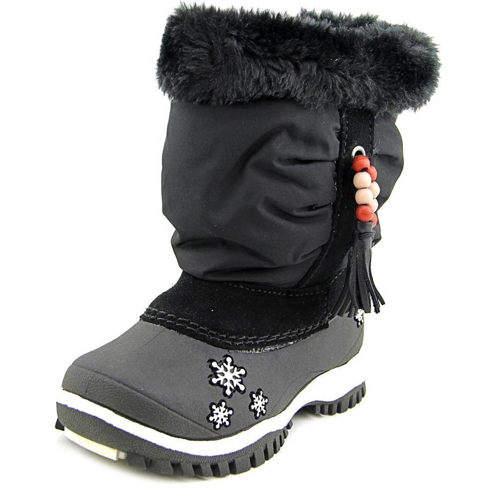 Baffin Sasha   Round Toe Canvas  Winter Boot