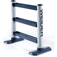 Weider Universal Dumbbell Rack with Tiered Storage