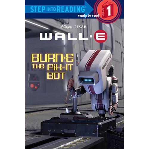 Burn-E: The Fix-it Bot