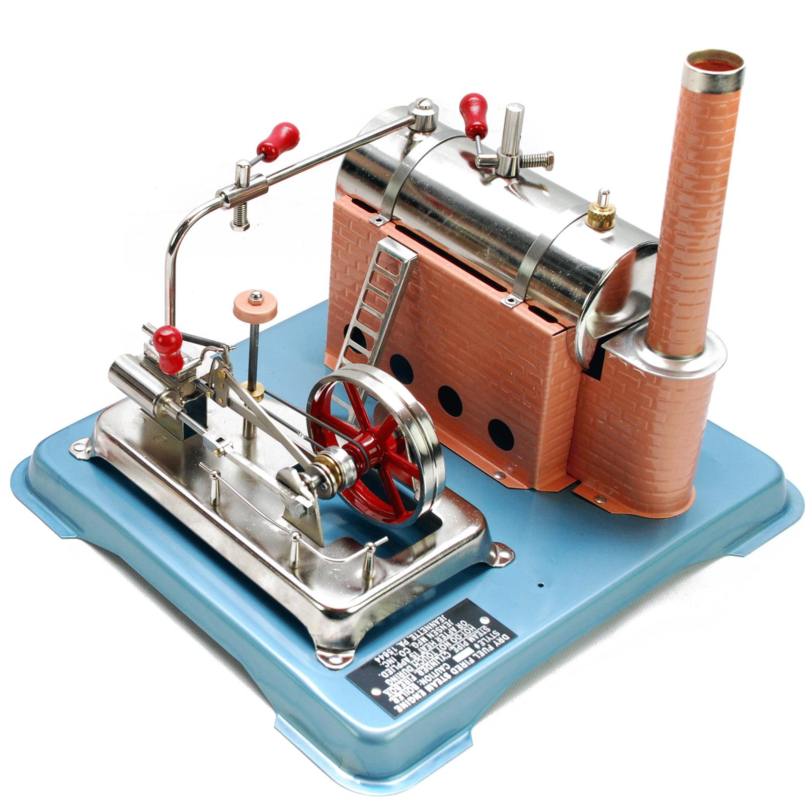 Jensen Toy Steam Engine Model 75 Hobby Craft Toys Made In America by Jensen Steam Engine