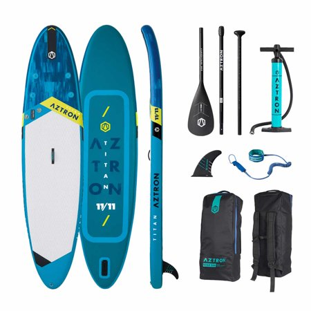 Aztron TITAN All Around Inflatable SUP Board 11'11
