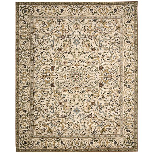 Nourison Timeless Copper Area Rug
