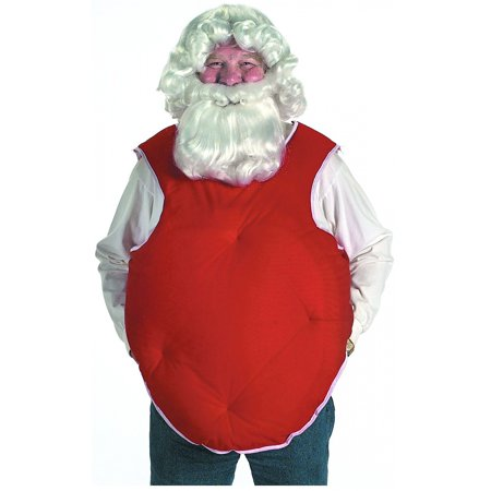 Santa Suit Red Stuffer Adult - Standard](Womens Santa Suits)