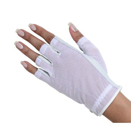 Lady Classic Ladies Solar Tan Golf Half Glove