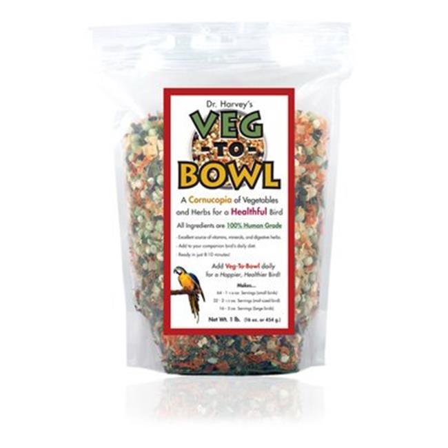 Dr. Harveys 855033000550 Veg To Bowl Grain Free Bird Food by
