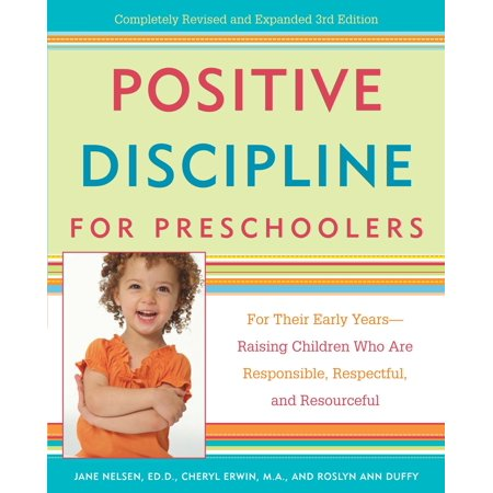 Positive Discipline for Preschoolers : For Their Early Years--Raising Children Who are Responsible, Respectful, and Resourceful - Craft Ideas For Preschoolers Halloween