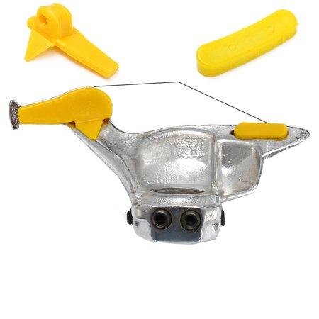 Aimeeli Tire Changer Duck Head Dia 1.18'' Stainless Steel Car Wheel Tire Changer Metal Mount Demount Duck Head Tool - image 8 of 8