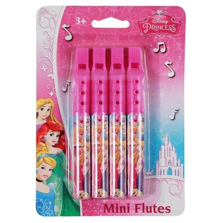 Disney Mini Flutes Kids Music Instrument Toy (8 Flutes)