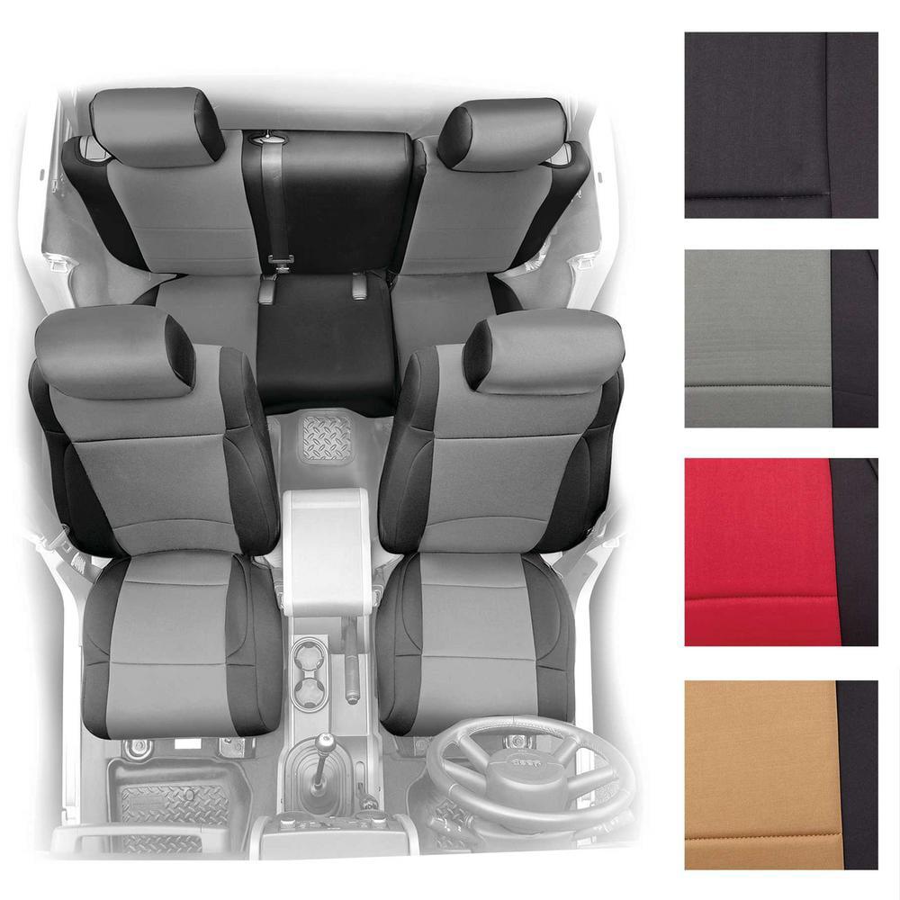 Smittybilt 471501 Neoprene Seat Cover Set