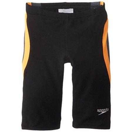 a00c12b6b137a Speedo - Mens Lightweight Colorblock Competitive Swimwear - Walmart.com