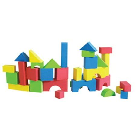 Edushape Educolor Blocks - Color Soft Blocks