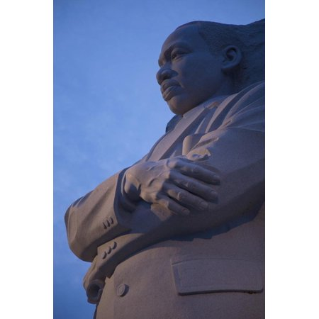 Martin Luther King Jr National Memorial, a Monument to Civil Rights Leader, Washington, DC Print Wall Art By Joseph