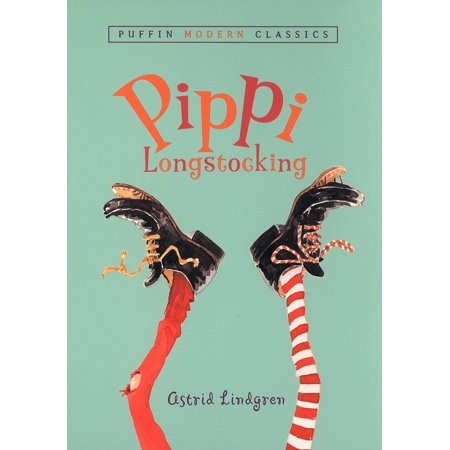 Pippi Longstocking (Puffin Modern Classics) (Paperback) for $<!---->